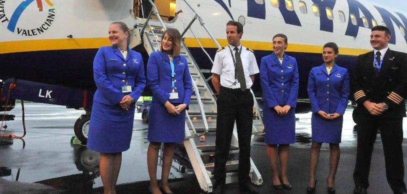 Направления Ryanair из Литвы, Латвии, Эстонии, Польши и Финляндии - цены, расписания, бронирование.