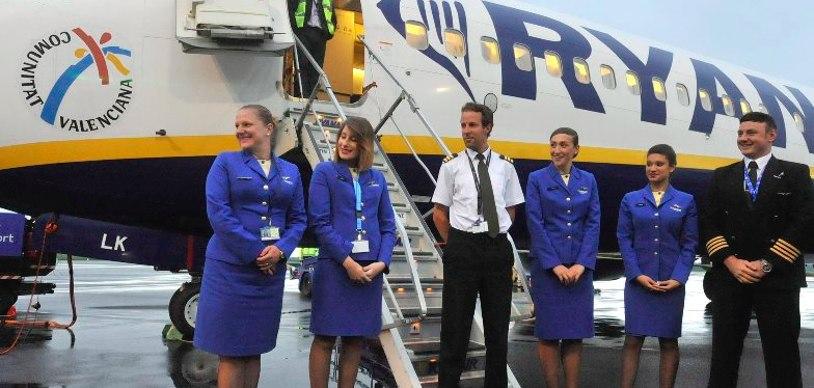 Ryanair из Москвы, все направления Ryanair - цены, рейсы Ryanair бронирование, регистрация на рейс Ryanair