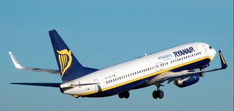 Ryanair Рига - рейсы Ryanair из Риги, авиабилеты Ryanair из Риги.