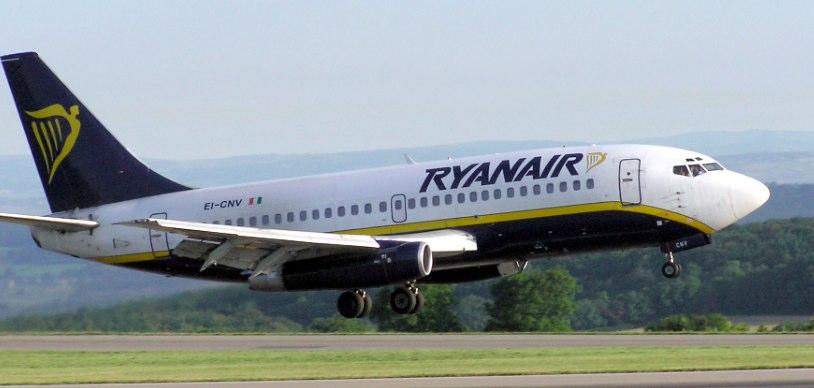 Ryanair - расписание, цены, бронирование авиабилетов из Вильнюса