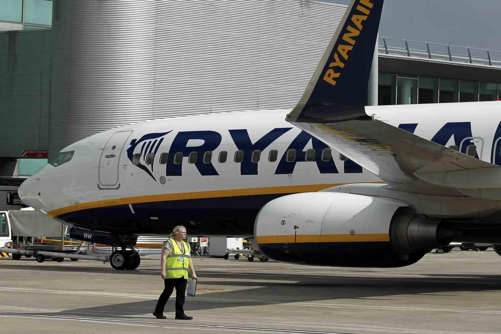 Ryanair акции из Литвы, Латвии и Эстонии. Бронирование дешевых авиабилетов
