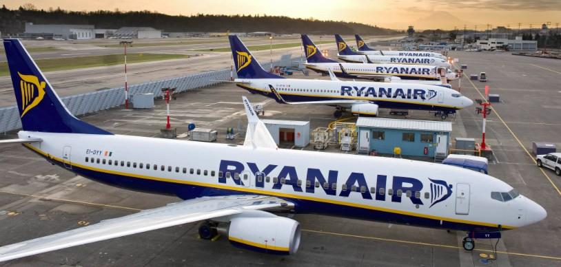 Ryanair Каунас - дешевые авиабилеты