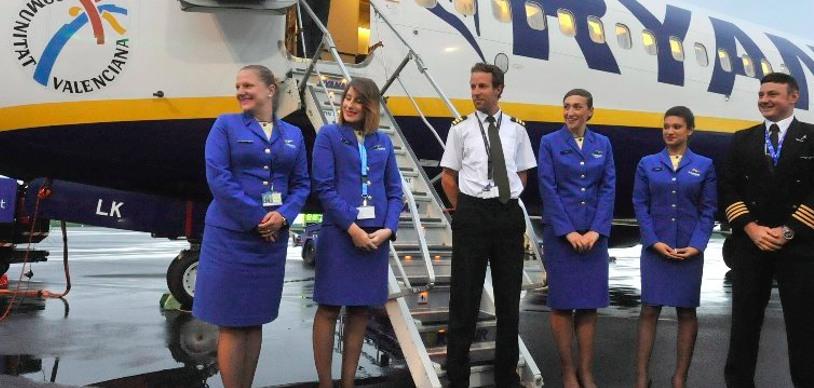 Авиабилеты Ryanair из Риги