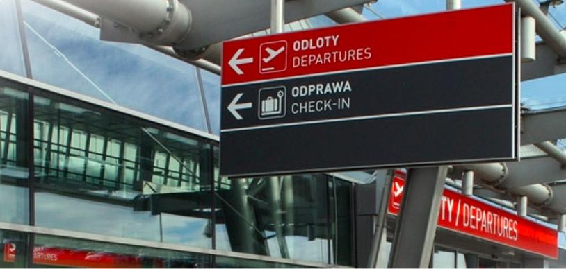 Аэропорт Варшава - Модлин