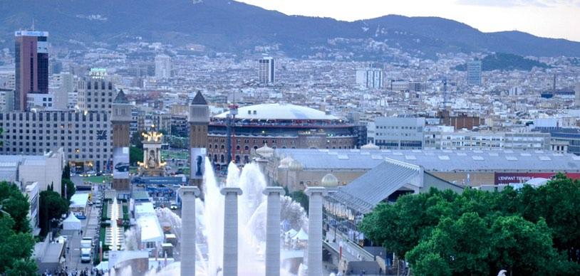 Ryanair Барселона
