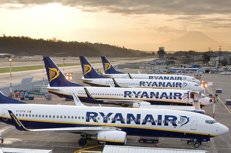 Ryanair цены на билеты