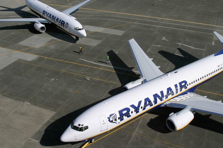 Ryanair Иордания, рейсы в Амман