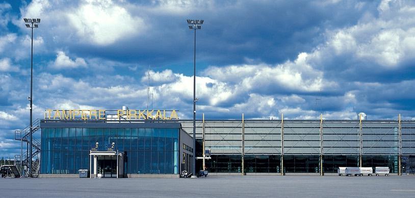 Аэропорт Тампере