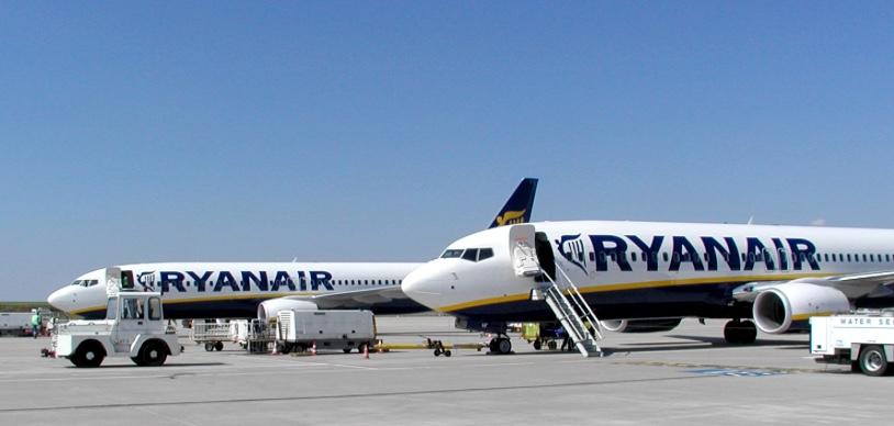 Ryanair Франкфурт