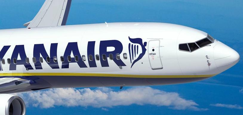 Рейсы Ryanair из Вильнюса