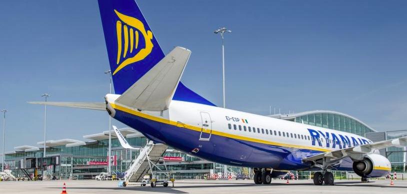 Рейсы авиакомпании Ryanair из Польши