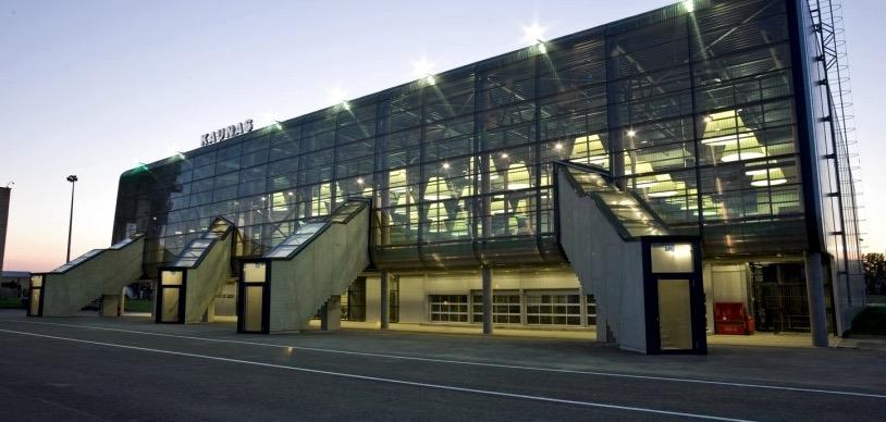 Ryanair Каунас - аэропорт Каунаса
