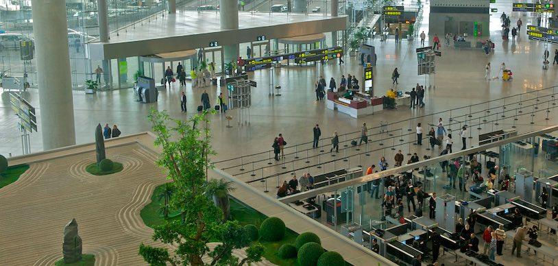 Ryanair Малага - аэропорт Малага, Испания. Дешевые авиабилеты Ryanair из Малаги