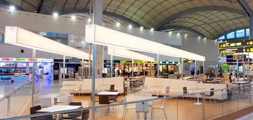 Аэропорт Аликанте, рейсы Ryanair из Аликанте, поиск и бронирование дешевых авиабилетов из Аликанте