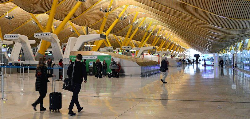Ryanair Мадрид - рейсы авиакомпании Ryanair из аэропорта Мадрид Барахас