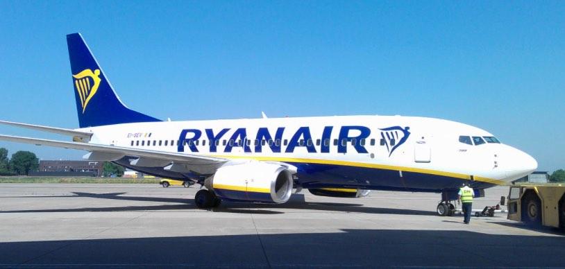 Ryanair Литва, билеты Ryanair из Вильнюса и Каунаса