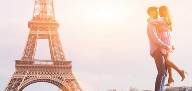 Романтические путешествия с Ryanair на 14 февраля