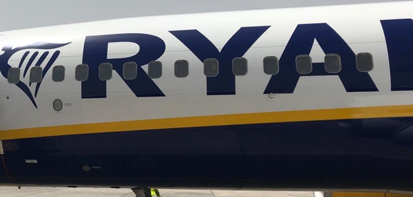 Ryanair из Литвы - рейсы Ryanair из Вильнюса, Каунаса, Паланги