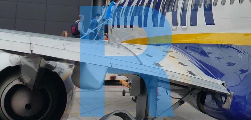 Ryanair Київ Варшава