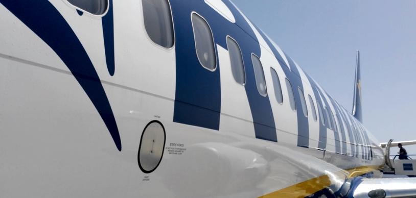 Рейсы Ryanair Украина 2020-2021