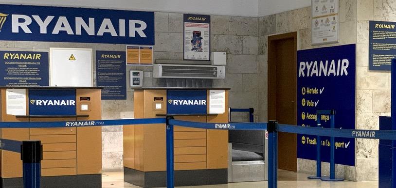 Ryanair Украина, рейсы из Украины в 2021 году